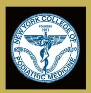 New York College of Podiatric Medicine DPM Seal
