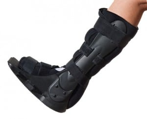 Achilles tendonitis treatment - Walking Boot