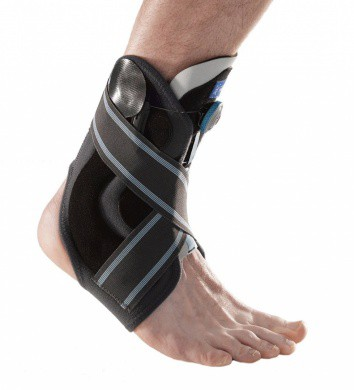 Ankle Brace for acute ankle pain and ankle stability - Malleo Dynastab Brace Boa