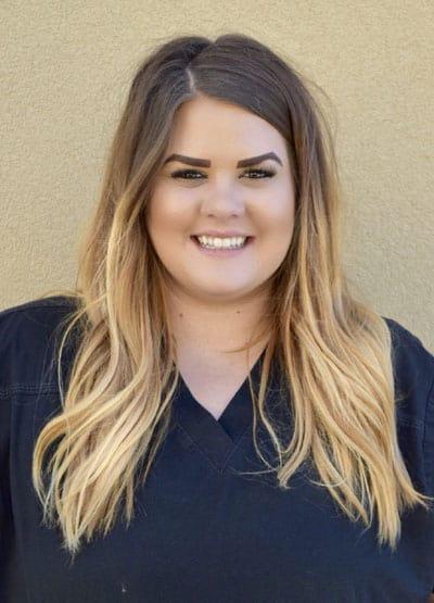 Amber Nolan - office staff