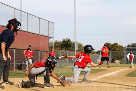 children - baseball team players