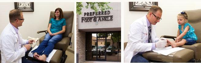 Dr Mikkel Jarman - Phoenix Podiatrist - Gilbert AZ - Preferred Foot and Ankle Specialists