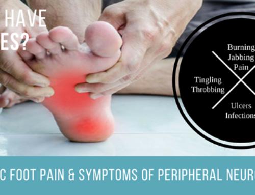 Diabetic Foot Pain Symptoms You Should Be Aware Of
