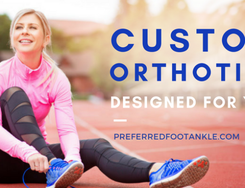 Custom Orthotics – Designed for You!