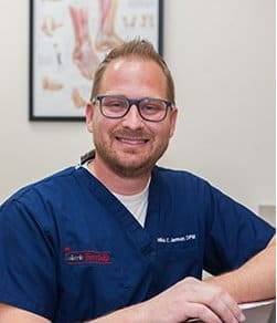 Dr. Mikkel C. Jarman - Podiatrist Phoenix - Gilbert Arizona